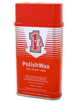 Metallic PolishWax 250ml